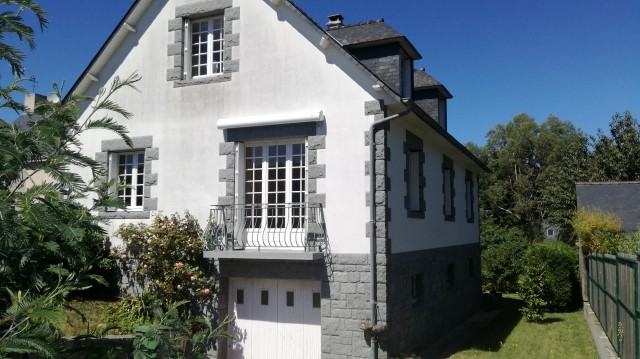 Self catering holiday accomodation in Dinard, Brittany