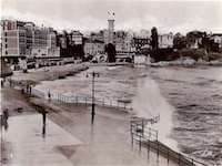Dinard has changed little through the years